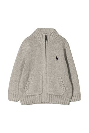 Ralph Lauren Kids gray sweater  RALPH LAUREN KIDS | 39 | 320799411001