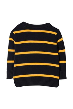 Ralph Lauren Kids gray striped sweater RALPH LAUREN KIDS | -108764232 | 320799427002