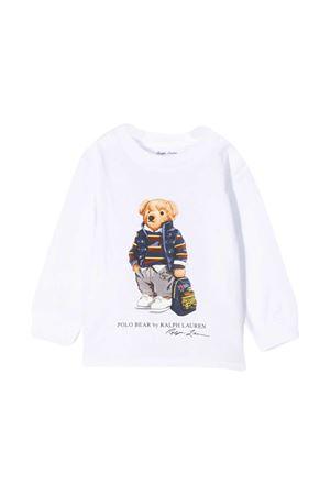 White jumper Ralph Lauren Kids RALPH LAUREN KIDS | 8 | 320805681001