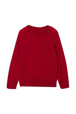 Maglione rosso Ralph Lauren Kids RALPH LAUREN KIDS   1   322749887007