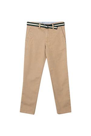 Pantaloni beige Ralph Lauren Kids RALPH LAUREN KIDS   9   322798363003