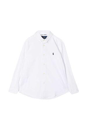 Camicia bianca Ralph Lauren Kids RALPH LAUREN KIDS   5032334   322799000001