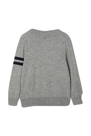 Ralph Lauren Kids gray sweatshirt RALPH LAUREN KIDS | -108764232 | 322799425001