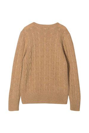 Ralph Lauren Kids teen camel sweater RALPH LAUREN KIDS | 1 | 323560706020T
