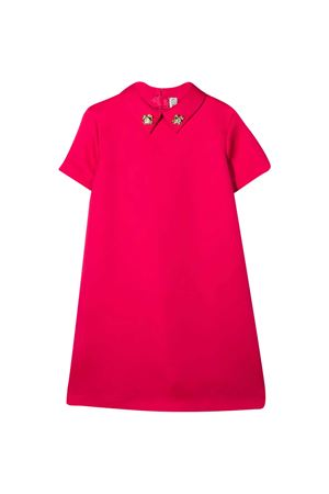 Fuchsia dress Simonetta kids  Simonetta | 11 | 1N1171ND360513