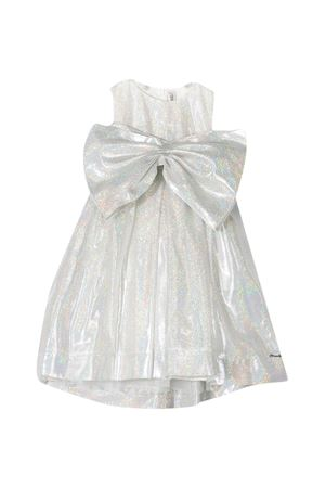 Simonetta silver dress  Simonetta | 11 | 1N1282NB460101AG