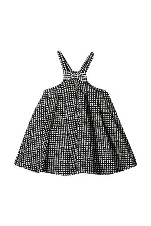 Simonetta checked flared dress Simonetta | 11 | 1N1572ND290930BC