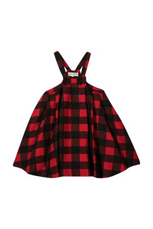 Simonetta checked flared dress Simonetta | 11 | 1N1572NE090412NE