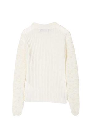 Simonetta white sweater  Simonetta   7   1N9040NF130102