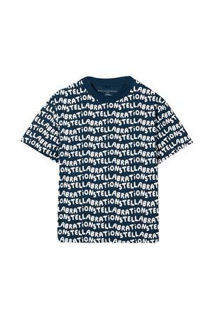 Blu T-shirt Stella McCartney Kids  STELLA MCCARTNEY KIDS | 8 | 600981SPJ66G442