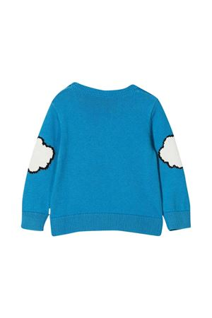 Light blue shirt with print Stella McCartney kids STELLA MCCARTNEY KIDS | 7 | 601004SPM314261