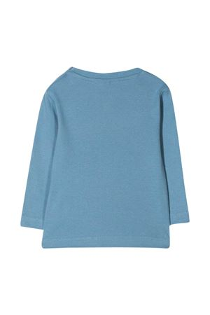 Light blue shirt with print Stella McCartney kids STELLA MCCARTNEY KIDS | 7 | 601020SPJ224859