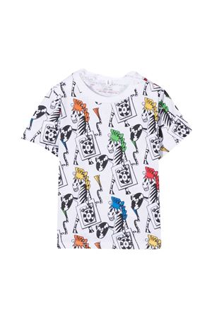 White t-shirt Stella McCartney Kids  STELLA MCCARTNEY KIDS | 8 | 601021SPJ80G926