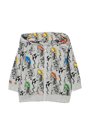 Gray sweatshirt Stella McCartney Kids  STELLA MCCARTNEY KIDS | -108764232 | 601023SPJ84G148