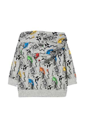 Felpa grigia Stella McCartney Kids STELLA MCCARTNEY KIDS | -108764232 | 601023SPJ84G148