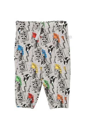 Pantaloni grigi Stella McCartney Kids STELLA MCCARTNEY KIDS | 9 | 601026SPJ84G148