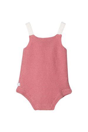 Body rosa neonata Stella McCartney Kids STELLA MCCARTNEY KIDS | 32 | 601035SPM155661