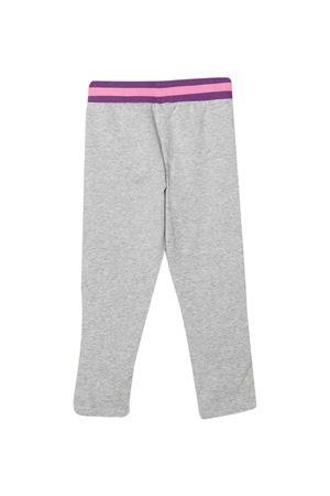 Pantaloni teen grigi con banda laterale multicolor STELLA MCCARTNEY KIDS   9   601058SPJ341461T