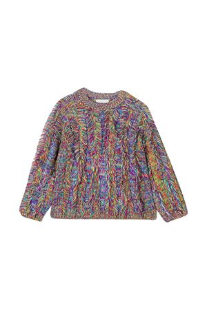 Maglione multicolore teen Stella McCartney Kids STELLA MCCARTNEY KIDS | 7 | 601065SPM338490T
