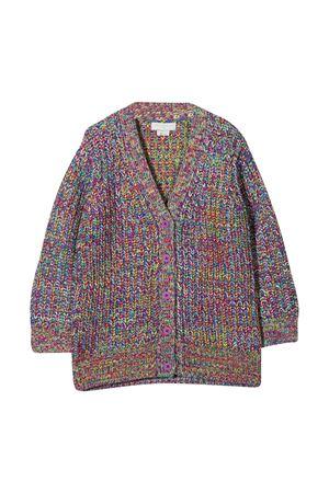 Multicolor cardigan teen Stella McCartney Kids  STELLA MCCARTNEY KIDS | 39 | 601066SPM088490T