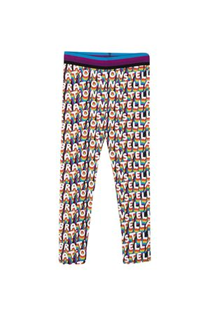 Leggins multicolor Stella McCartney Kids STELLA MCCARTNEY KIDS | 411469946 | 601067SPK03G102