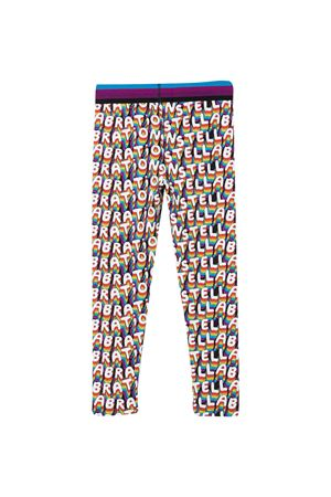 Multicolor leggings Stella McCartney Kids  STELLA MCCARTNEY KIDS | 411469946 | 601067SPK03G102