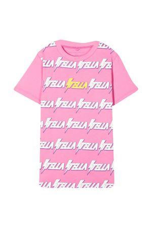 T-shirt rosa Stella McCartney Kids STELLA MCCARTNEY KIDS | 8 | 601095SPJ39G570