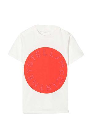 T-shirt bianca Stella McCartney Kids STELLA MCCARTNEY KIDS | 8 | 601095SPJA29100