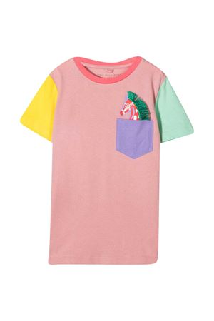 T-shirt rosa Stella McCartney Kids STELLA MCCARTNEY KIDS | 8 | 601096SPJ515566