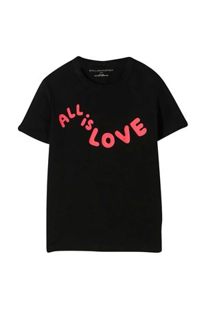 T-shirt nera Stella McCartney Kids STELLA MCCARTNEY KIDS | 8 | 601104SPJ551000