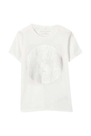 T-shirt teen bianca Stella McCartney kids STELLA MCCARTNEY KIDS   8   601104SPJ819100T