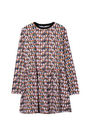Vestito multicolore Stella McCartney Kids STELLA MCCARTNEY KIDS | 11 | 601144SPJ62G102