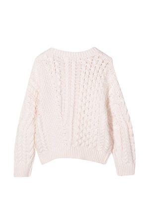 Light pink sweater teen Stella McCartney Kids  STELLA MCCARTNEY KIDS | 7 | 601151SPM219241T