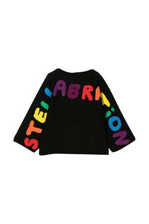 Maglione nero Stella McCartney Kids STELLA MCCARTNEY KIDS | 7 | 601153SPM181000