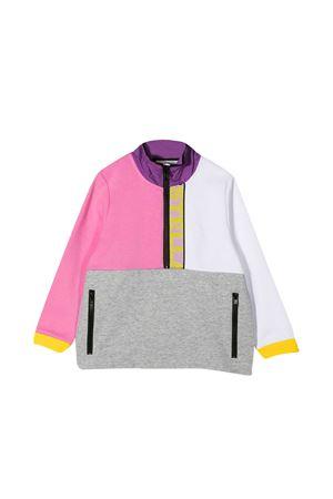 Multicolor sweatshirt with zip Stella McCartney kids STELLA MCCARTNEY KIDS | -108764232 | 601155SPJ965708