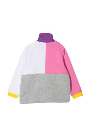 Felpa teen multicolor con zip Stella McCartney kids STELLA MCCARTNEY KIDS   -108764232   601155SPJ965708T