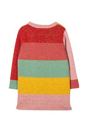 Multicolored striped dress Stella McCartney Kids.  STELLA MCCARTNEY KIDS | 11 | 601166SPM238490