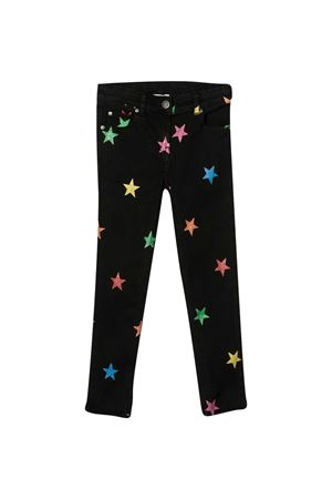Jeans neri teen Stella McCartney Kids STELLA MCCARTNEY KIDS | 9 | 601255SPK30G103T