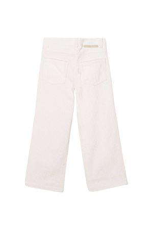 Pantaloni crema Stella McCartney Kids STELLA MCCARTNEY KIDS | 9 | 601259SPK109241