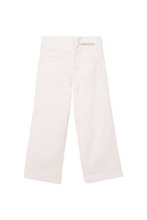 Cream trousers Stella McCartney Kids STELLA MCCARTNEY KIDS | 9 | 601259SPK109241