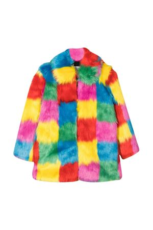 Cappotto multicolore Stella McCartney Kids STELLA MCCARTNEY KIDS | 17 | 601262SPK268490
