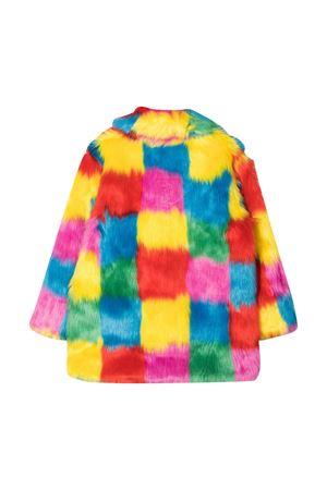 Multicolored coat Stella McCartney Kids STELLA MCCARTNEY KIDS | 17 | 601262SPK268490