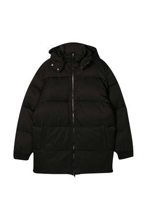 Black coat Stella McCartney Kids STELLA MCCARTNEY KIDS | 13 | 601278SPK321000T