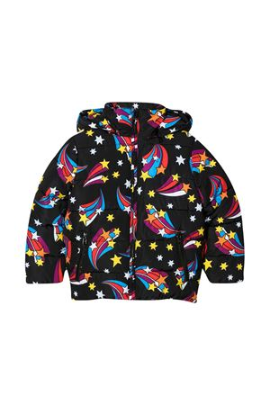 Black down jacket Stella McCartney Kids STELLA MCCARTNEY KIDS | 13 | 601279SPKB8G104