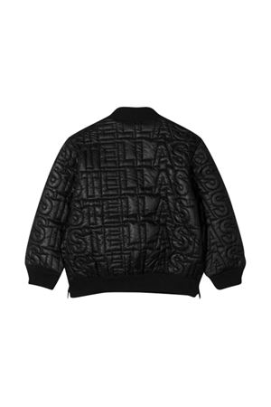 Bomber nero Stella McCartney Kids STELLA MCCARTNEY KIDS | 13 | 601280SPK871000