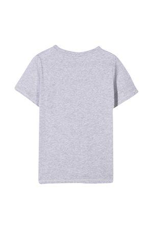 T-shirt grigia con stampa Stella McCartney kids STELLA MCCARTNEY KIDS   8   601304SPJ081461