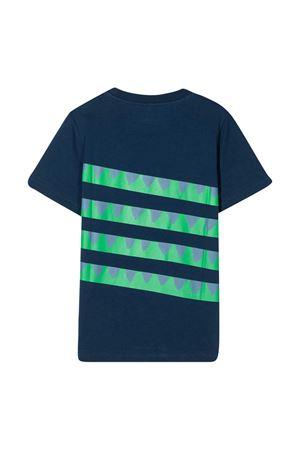 T-shirt blu Stella McCartney Kids STELLA MCCARTNEY KIDS   8   601304SPJ904000