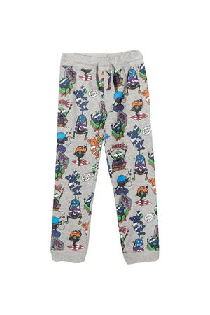 Gray trousers Stella McCartney Kids STELLA MCCARTNEY KIDS | 9 | 601326SPJ68G145