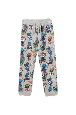Pantaloni grigi Stella McCartney Kids STELLA MCCARTNEY KIDS | 9 | 601326SPJ68G145