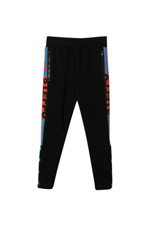 Black joggers Stella McCartney Kids  STELLA MCCARTNEY KIDS | 30 | 601328SPJ371000